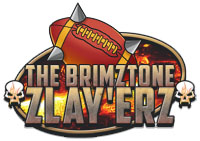 Brimztone Zlay'erz team badge