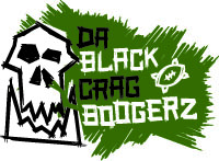 Da Black Crag Boogerz team badge